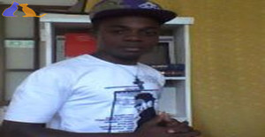 QuiquiSedutor 26 years old I am from São Tomé/Ilha de São Tomé, Seeking Dating Friendship with Woman
