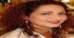 Jaquieli 55 years old I am from Quito/Pichincha, Seeking Dating Friendship with Man