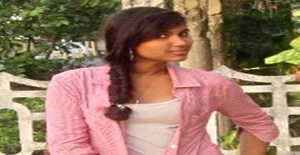 Jessenia1992 26 years old I am from Santo Domingo/Distrito Nacional, Seeking Dating Friendship with Man