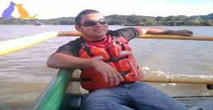 Solitario235 44 years old I am from Arraiján/Panama, Seeking Dating Friendship with Woman
