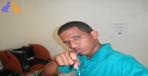 Carlos oz 25 years old I am from Santo Domingo/Distrito Nacional, Seeking Dating Friendship with Woman
