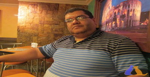 Manuel6792810 51 years old I am from Caracas/Distrito Capital, Seeking Dating Friendship with Woman