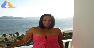 Veroskis 37 years old I am from Pachuca De Soto/Hidalgo, Seeking Dating Friendship with Man