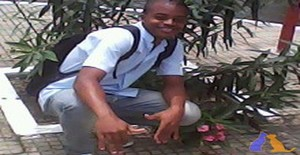 Isaías cravid 26 years old I am from Porto Alegre/Ilha de São Tomé, Seeking Dating Friendship with Woman