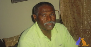 Joaoespiritosant 64 years old I am from Espargos/Ilha do Sal, Seeking Dating Friendship with Woman