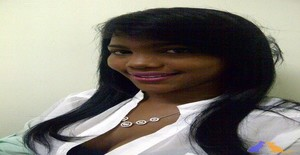 Celeste 28 years old I am from Santo Domingo/Distrito Nacional, Seeking Dating Friendship with Man