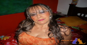 Aracelly.t 58 years old I am from Medellín/Antioquia, Seeking Dating Friendship with Man