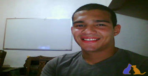 Moises Venezuel 25 years old I am from Barquisimeto/Lara, Seeking Dating Friendship with Woman