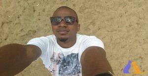 Caçador 36 years old I am from Maputo/Maputo, Seeking Dating Friendship with Woman