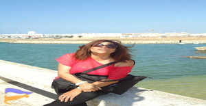 Ziza51 55 years old I am from Algés/Lisboa, Seeking Dating Friendship with Man