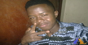 Taborde 22 years old I am from Matola/Maputo, Seeking Dating with Woman