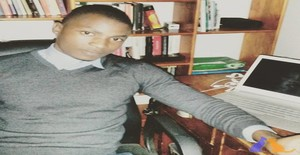 deejay-gil 27 years old I am from Maputo/Maputo, Seeking Dating Friendship with Woman