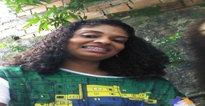 Glesia28 31 years old I am from Salvador/Bahia, Seeking Dating Friendship with Man