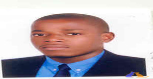 Macmagalhaes 36 years old I am from Maputo/Maputo, Seeking Dating with Woman