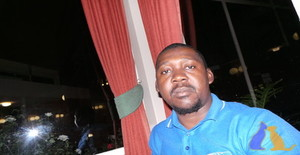 Mussinho 38 years old I am from Beira/Sofala, Seeking Dating Friendship with Woman