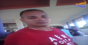 Jorge daz 27 years old I am from Santa Cruz del Norte/La Habana, Seeking Dating Friendship with Woman