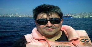 Carruez 44 years old I am from Santiago/Región Metropolitana, Seeking Dating Friendship with Woman