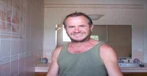 Foudre55 67 years old I am from Bagneaux-sur-loing/Ile-de-france, Seeking Dating Friendship with Woman