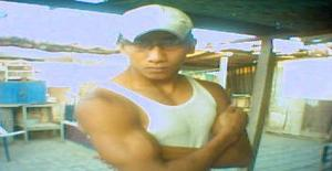 Oscar_24 36 years old I am from Antofagasta/Antofagasta, Seeking Dating Friendship with Woman