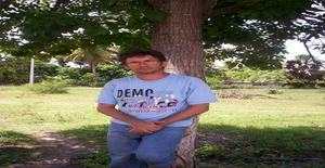 Francisco64 54 years old I am from Ciudad de la Habana/la Habana, Seeking Dating Friendship with Woman