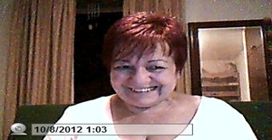 Luckylady 67 years old I am from Funchal/Ilha da Madeira, Seeking Dating Friendship with Man