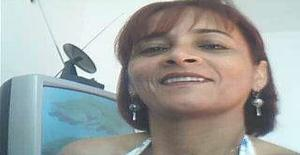 Morenacba 55 years old I am from Cuiaba/Mato Grosso, Seeking Dating Friendship with Man